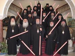 Lightsaber Priests