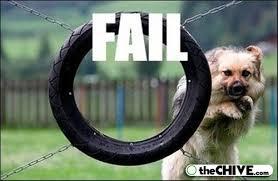 Point Fail