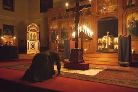 Lent prayer