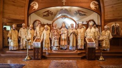 holy synod on coronavirus